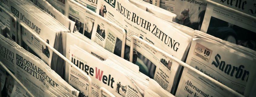 Zeitungen genießen hohe Glaubwürdigkeit